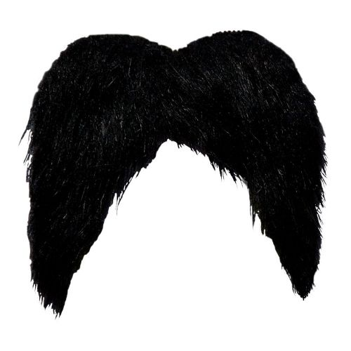 Mexican / Bandit / Gringo Tash for Hispanic Wild West Cowboy Bandit Fancy Dress
